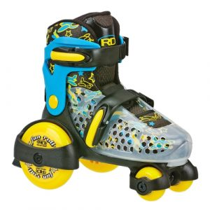 Fun Roll Boy's Adjustable Skates