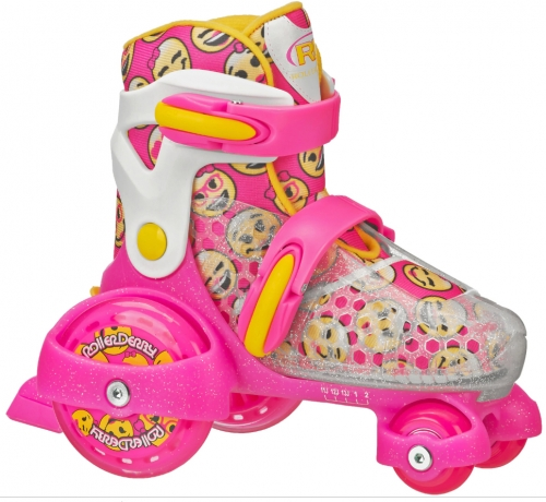 Fun Roll Girl's Adjustable Skates
