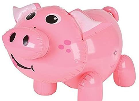 24in Inflatable Pig