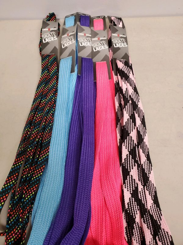 Riedell Criss Cross Skate Laces