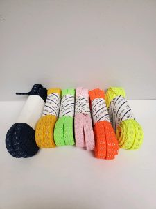 Colorful Roller Skate Laces