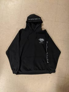 Limited Edition Roller World Hoodie