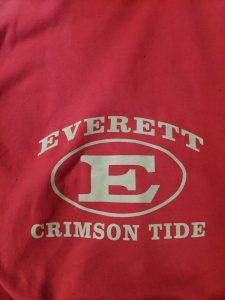 Everett Crimson Tide Hoodie