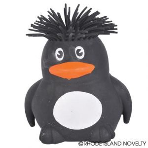 6in Hairdo Penguin Puffer