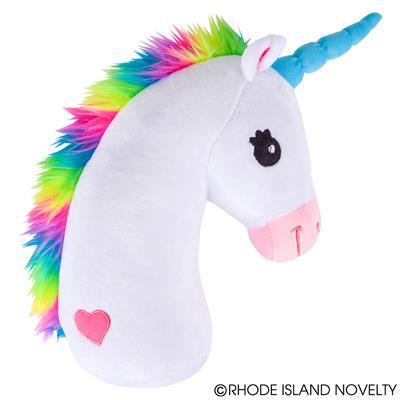 16in Unicorn Plush Pillow