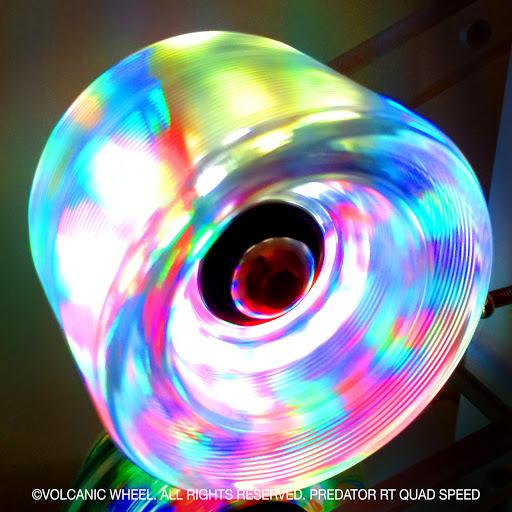 Light Up LED Roller Skate Wheel
