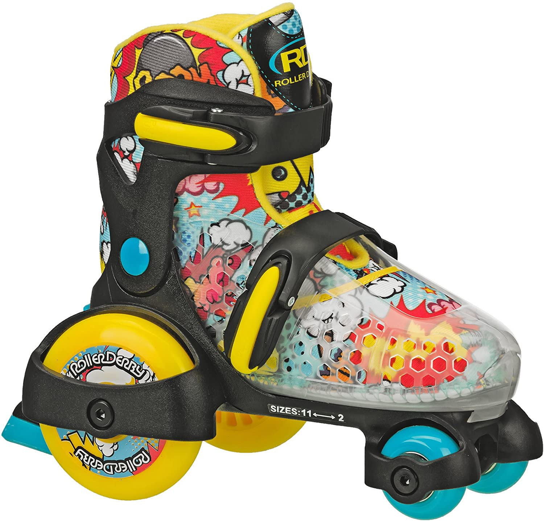 Rollr GRL Ella Adjustable Girls Roller Skates