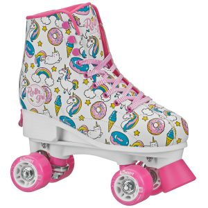 Roller Derby RollR Grl Ella Adjustable Girls Roller Skates
